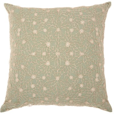 Castalia Throw Pillow Color: Sage
