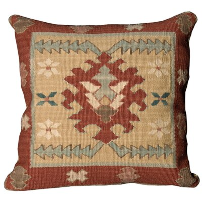 Coleridge 100% Wool Throw Pillow