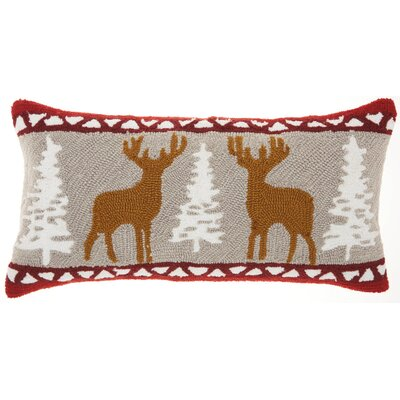 Home for the Holidays Rectangular Lumbar Pillow
