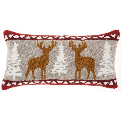 Home for the Holidays Rectangular Lumbar Pillow