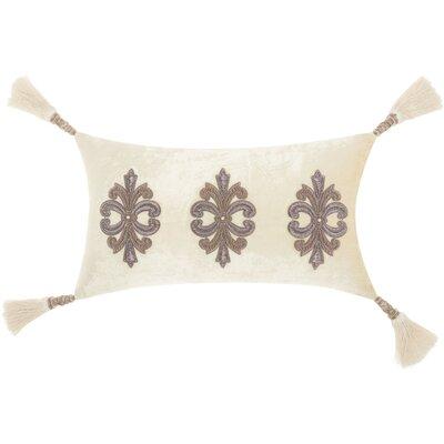 Champaign Velvet Boudoir Pillow