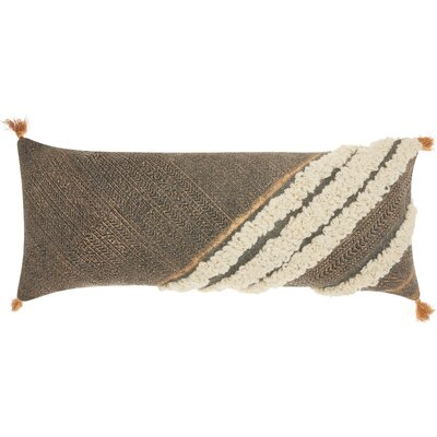 Mika Rectangular Cotton Lumbar Pillow