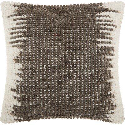 Bethzy Square Cotton Throw Pillow