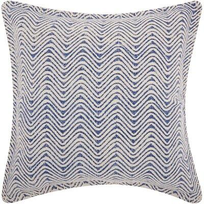 Mika Geometric Cotton Throw Pillow