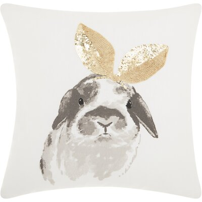 Ethen Cotton Throw Pillow