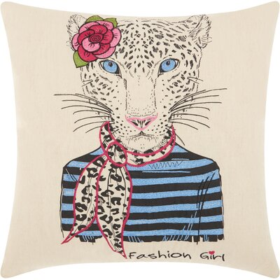 Marcarthur Cotton Throw Pillow