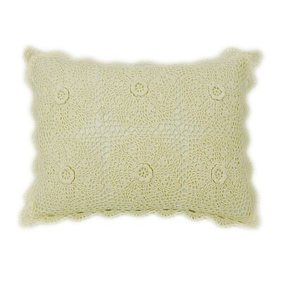 Chloe 100% Cotton Lumbar Pillow