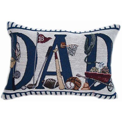 Dads Doing Throw Pillow
