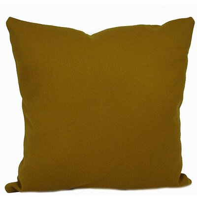 Airbrush Throw Pillow Color: Barley