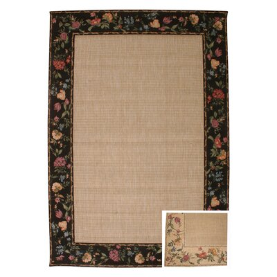 Savannah Natural Area Rug Rug Size: 66 x 93