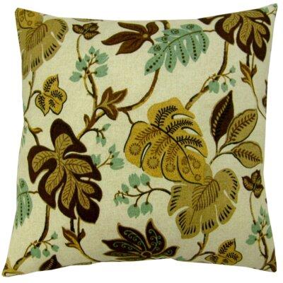 Dramatique Indoor/Outdoor Throw Pillow Size: 16 x 16