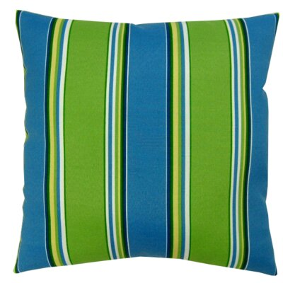 Haliwell Indoor/Outdoor Throw Pillow Size: 16 x 16
