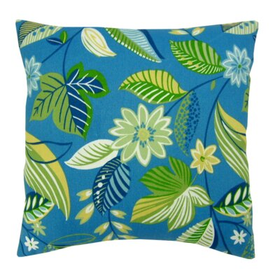 Skyworks Indoor/Outdoor Throw Pillow Size: 16 x 16