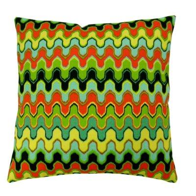 Nivala Fresco Indoor/Outdoor Throw Pillow Size: 16 x 16