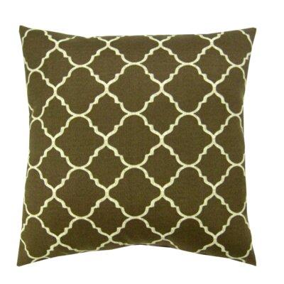 Pisa Indoor/Outdoor Throw Pillow Size: 16 x 16