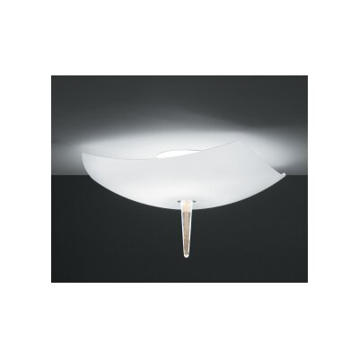 Aporia 1-Light Semi Flush Mount