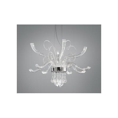 Elysee 12-Light Sputnik Chandelier
