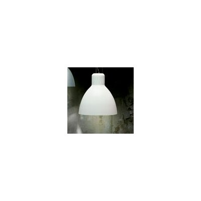 The Great JJ Pendant Shade Color: Glossy White