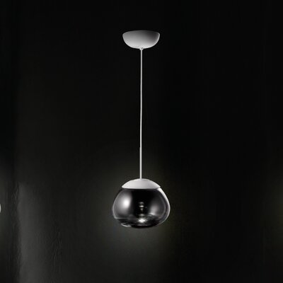 Aria 1-Light LED Globe Pendant