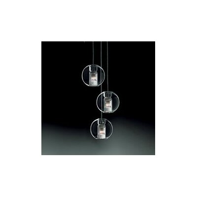 Fairy 3-Light Cluster Pendant
