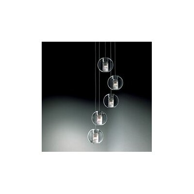 Fairy 5-Light Cluster Pendant
