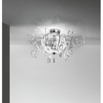 Bolero Pl Ceiling Finish: Clear