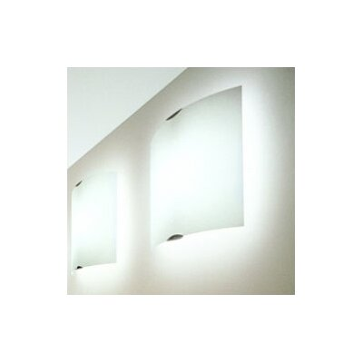 Selis Pp35 Finish: Polished Chrome, Shade Color: Satin White, Bulb Type: 1 x 18W 2G11
