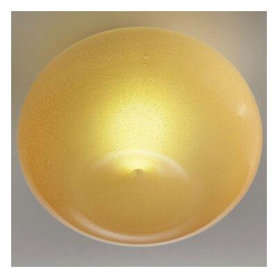 Ombre Pp Flush Mount Size / Bulb Type: 10.5 H x 13.75 W/Incandescent