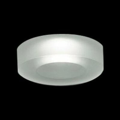 Iside 2 Remodel Recessed Lighting Kit Finish: Satin White, Bulb: Halogen