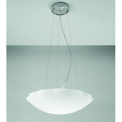 Nubia S2 Pendant Light Size/Shade Color: Small/Satin White