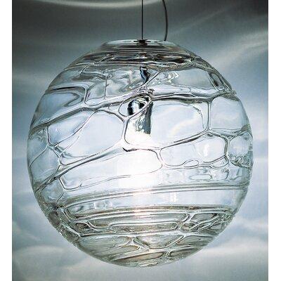 1-Light Globe Pendant Size: 86.6 H