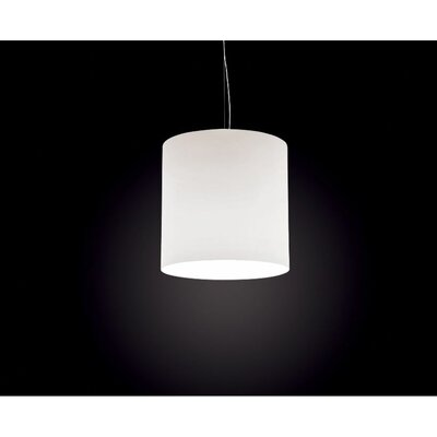Celine Pendant Light Size: Large, Finish: Satin White
