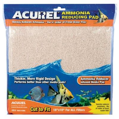 Ammonia Remover Infused Aquarium Pad ALV2515