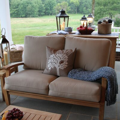 Atlantic Deep Seating Loveseat with Cushions
