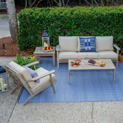 Deep Sunbrella Seating Group Cushions