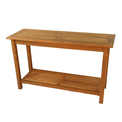 Essential Console Table