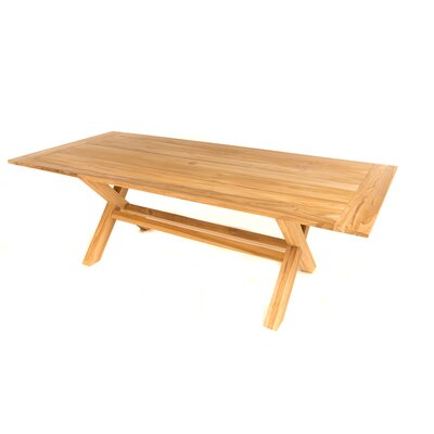 Lakewood Dining Table Finish: Natural