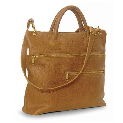 Aston Leather Medium Shoulder Bag 45