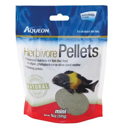 Cichlid Fish Food Pellets Pellets Fish Food 5