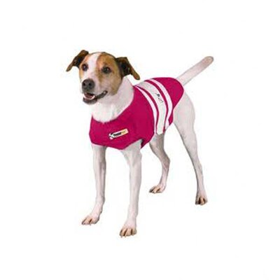 Dog Jacket for Anxiety in Pink