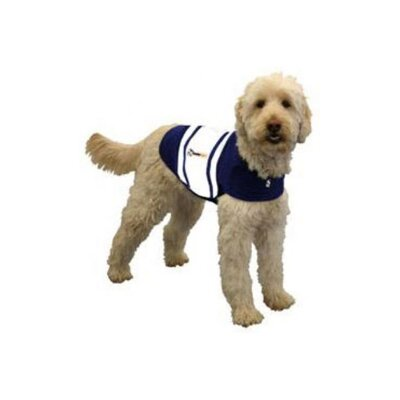 Dog Jacket for Anxiety in Blue