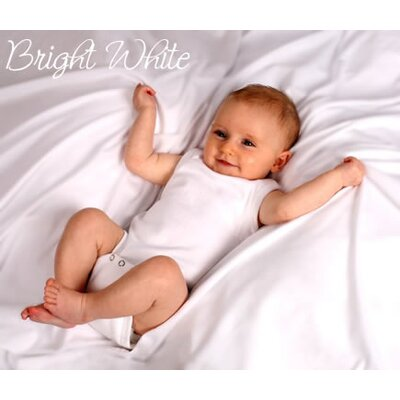 L'ovedbaby Sleeveless Bodysuit - Color: Bright White, Size: 3-6 Months at Sears.com