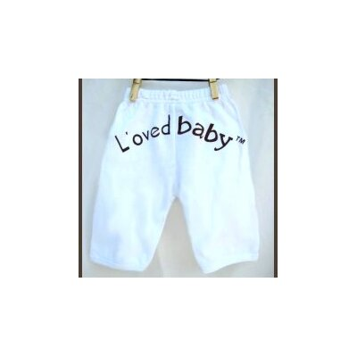L'ovedbaby Signature Pant - Color: Bright White, Size: 3-6 Months at Sears.com