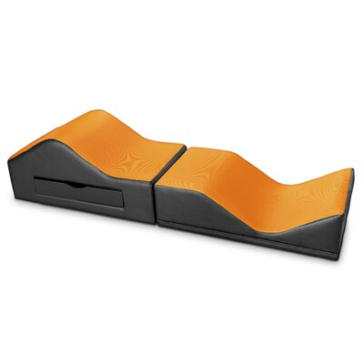 X Rocker No Sound Gaming Ottoman