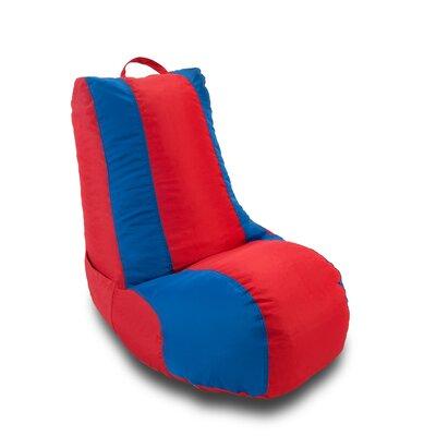 X Rocker Ace Bayou Bean Bag Chair - Color: Red / Blue at Sears.com