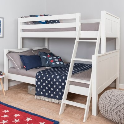 Classic Twin Over Full Standard Bunk Bed