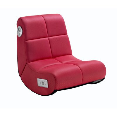 Image of X Rocker Mini Video Game Chair Color: Pink (XRC1158_6395728)