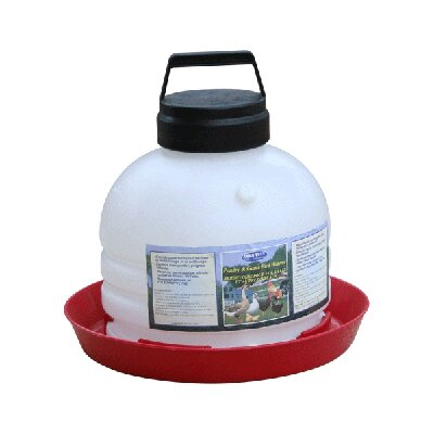 Top Fill Poultry Fountain Size: 5 Gallon