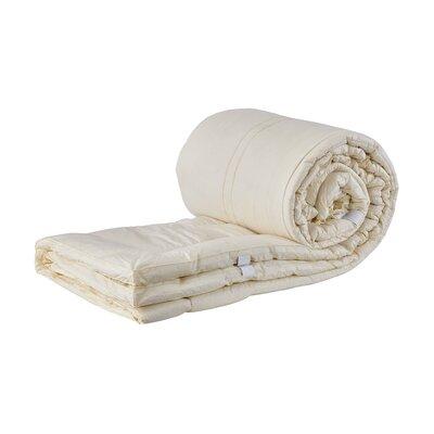 0.5 Wool Mattress Pad Size: Twin