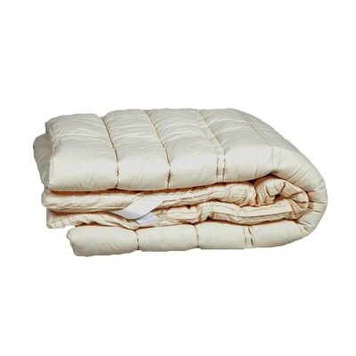 "SLEEP & BEYOND 0.5"" Washable Wool Crib Mattress Pad at Sears.com"